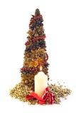 Kerstmis van de boom royalty-vrije stock fotografie
