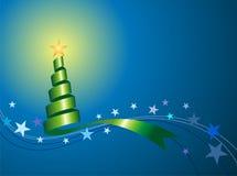 Kerstmis van de boom Royalty-vrije Stock Foto
