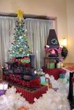 Kerstmis van de chocolade (1) Royalty-vrije Stock Fotografie
