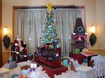 Kerstmis van de chocolade (2) Royalty-vrije Stock Afbeelding