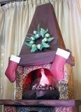 Kerstmis van de chocolade (5) Royalty-vrije Stock Fotografie