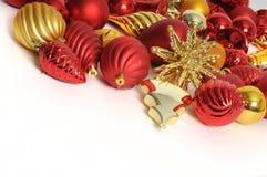 Kerstmis van de decoratie Stock Afbeelding
