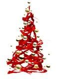 Kerstmis van de kunst Royalty-vrije Stock Afbeelding