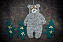 Kerstmis van Eco Stock Afbeeldingen