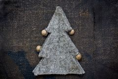 Kerstmis van Eco Royalty-vrije Stock Afbeelding