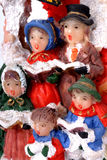 Kerstmis van het koor Royalty-vrije Stock Foto's