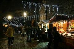 Kerstmis van het Limatolakasteel Royalty-vrije Stock Afbeelding
