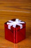 Kerstmis van het tin boxe Royalty-vrije Stock Fotografie