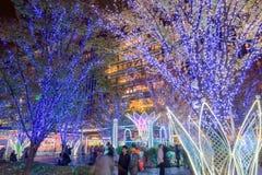 Kerstmis van Japan van de Hakatapost Royalty-vrije Stock Foto's