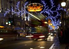 Kerstmis van Londen Royalty-vrije Stock Afbeelding