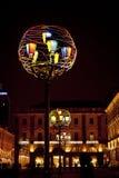 Kerstmis van Turijn steekt 2010 aan Stock Afbeeldingen