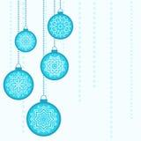 Kerstmis vectorbeeld Stock Foto