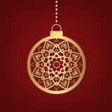 Kerstmis vectorbeeld Stock Fotografie