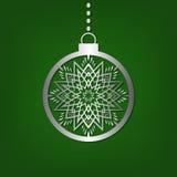 Kerstmis vectorbeeld Royalty-vrije Stock Fotografie