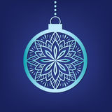 Kerstmis vectorbeeld Stock Afbeeldingen