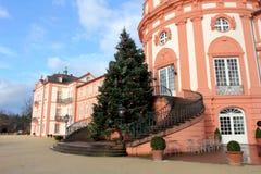 Kerstmis in Wiesbaden stock foto