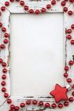 Kerstmisachtergrond Stock Afbeelding