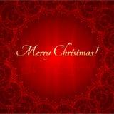 Kerstmisachtergrond. Royalty-vrije Stock Foto