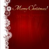 Kerstmisachtergrond. Royalty-vrije Stock Fotografie