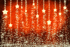 Kerstmisachtergrond. Royalty-vrije Stock Afbeeldingen