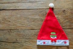 Kerstmisachtergrond decorat royalty-vrije stock afbeelding