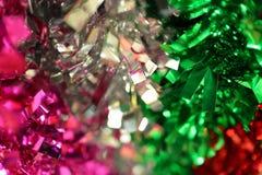 Kerstmisachtergrond, Nieuwjaar` s achtergrond, Stock Foto's