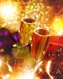 Kerstmisachtergronden Royalty-vrije Stock Afbeelding