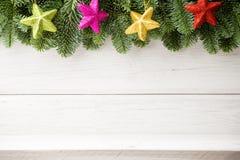 Kerstmisachtergronden. Stock Foto's