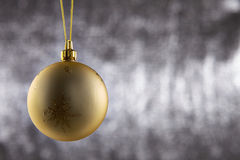 Kerstmisbal Royalty-vrije Stock Fotografie