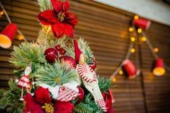 Kerstmisbinnenland Royalty-vrije Stock Fotografie