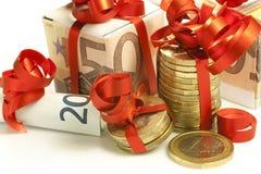 Kerstmisbonus Royalty-vrije Stock Foto