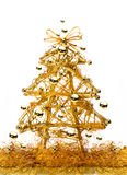 Kerstmisboom van de kunst Stock Afbeeldingen