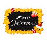 Kerstmisbord Royalty-vrije Stock Foto's