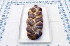Kerstmiscake Stock Foto's
