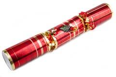 Kerstmiscracker Royalty-vrije Stock Afbeeldingen