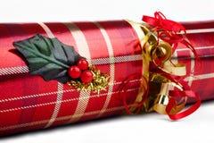 Kerstmiscracker Royalty-vrije Stock Foto's