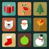 Kerstmisdag Stock Afbeeldingen