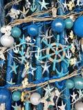 Kerstmisdecor Royalty-vrije Stock Foto's