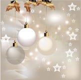 Kerstmisdecor Royalty-vrije Stock Fotografie