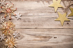 Kerstmisdecor. Stock Afbeeldingen