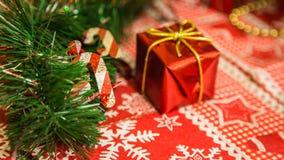 Kerstmisdecor Royalty-vrije Stock Afbeeldingen