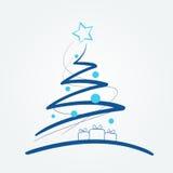 Kerstmisdecor Stock Afbeelding