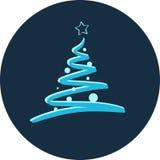 Kerstmisdecor 2 Royalty-vrije Stock Foto