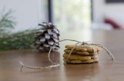 Kerstmisdecoratie Royalty-vrije Stock Afbeeldingen