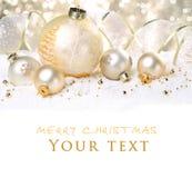 Kerstmisdecoratie Royalty-vrije Stock Foto