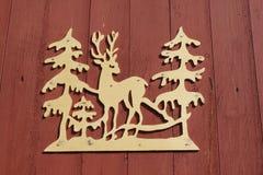 Kerstmisdecoratie Stock Afbeeldingen