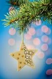 Kerstmisdecoratie Royalty-vrije Stock Foto's