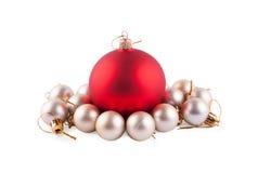 Kerstmisdecoratie Royalty-vrije Stock Fotografie