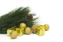 Kerstmisdecoratie Stock Afbeelding