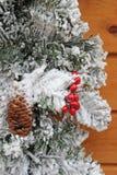 Kerstmisdecoratie Stock Foto